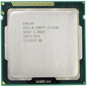 INTEL QUAD CORE I5-2500 3.3GHZ 6M PROCESSOR CPU LGA1155