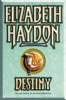 Destiny (GOLLANCZ S.F.) by Haydon, Elizabeth Hardback Book The Fast Free