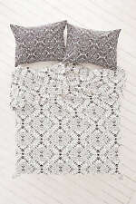 Urban Outfitters Magical Thinking Orson Geo Twin XL Duvet Cover NEW $79