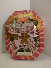 1998 BARBIE SPECIAL COLLECTION - HOLIDAY PRESENTS GIFT SET #20203 - NRFB