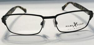 Marc Ecko Cut & Sew Eyeglasses Frame Whistle Blower 55/17/145 Black Matte