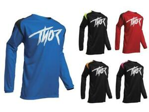 Thor MX Sector Link Youth Jersey / Riding Shirt Boy's Sizes MX/ATV/BMX/MTB/UTV