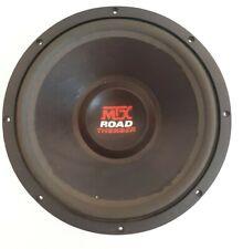 New listing Mtx 12' Inch Speaker Subwoofer Vtg Road Thunder