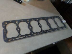 1941 1942 1946 1947 early 1948 ford 6 nos cylinder head gasket 1GA-6051-D