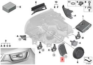 Genuine LED module Right BMW I I3 I01 i3 60Ah Rex 94Ah 63117396332
