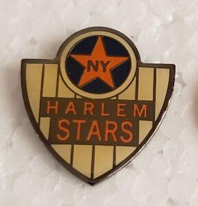 Negro League 100yrs 1920-2020 - 1931 NY Harlem STARS Logo Lapel PIN