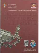 Orig.PRG  Portugal Pokal / Cup  2010/11  FINALE  VITORIA GUIMARÄES - FC PORTO !!