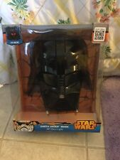 NEW STAR WARS DARTH VADER MASK 3D DECO LIGHT DISNEY