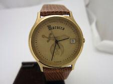 Vintage Hamilton Morocco Quartz Wrist Watch