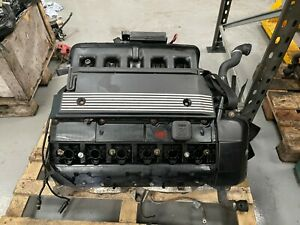 BMW 3 5 Series E39 E60 1999-2006 M54B22 Petrol Engine 2.2 125KW BARE SHORT 85K M