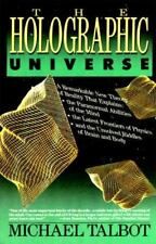 The Holographic Universe by Michael Talbot (1992, Paperback, Reprint)