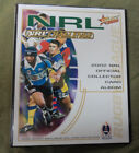 #ZZ8. 2002 SELECT NRL RUGBY LEAGUE CARD ALBUM, NO CARDS OR PAGES