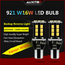 For Nissan Altima Frontier Titan car 921 Led Backup Reverse Light Bulb T15 White