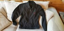 Women's Polo Ralph Lauren Golf Jacket Black Size Large