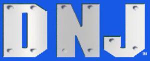 Engine Water Pump-VIN: 6, SOHC, 16 Valves DNJ WP4224