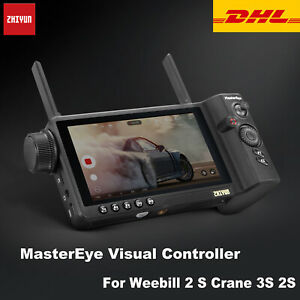 DHL ZHIYUN MasterEye Visual Controller for Zhiyun Weebill 2 S Crane 3S 2S Gimbal
