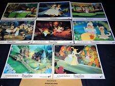 POUCELINA   Animation jeu photos cinema  lobby cards don bluth