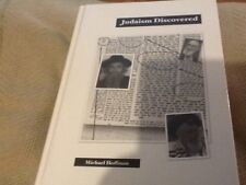 Judaism Discovered : A Study of the Anti-Biblical Religion; Michael Hoffman;FEFP