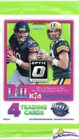 2017 Donruss Optic Football Factory Sealed Pack with ROOKIE Card! Mahomes RC YR