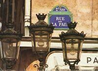 AK Ansichtskarte Paris / Rue de la Paix