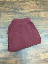 Signature Concepts Women's Burgundy Minnesota Gophers Sweatpants Size Xl