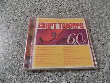 Chart Toppers:dance Hits of the 60's - Chart Toppers Compact Disc SEALED!!