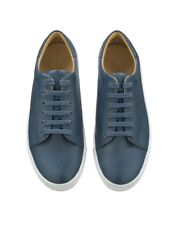 A.P.C Steffi sneakers Women Steel Blue Color Size 36