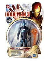 "Hydro Shock Iron Man 3 Movie 3.75"" Action Figure New Hasbro 2012 Marvel Avengers"