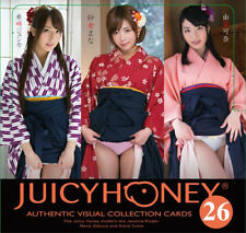 2014 Juicy Honey Series 26 * 72-card SET Jessica Kizaki, Mana Sakura & Kana Yume