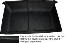 BLACK STITCH REAR ROOF LINING HEADLINING COVER FITS LAND ROVER DEFENDER 90 110