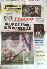 L'Equipe Journal 8/12/1997; All Blacks/ Coup de froid sur Marseille/ De LA Hoya