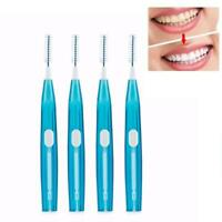 New 10/20pcs Oral Care Interdental Brush Orthodontic Wire Toothbrush-Caliber Hot