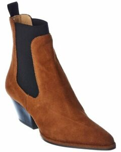 Sergio Rossi Carla Suede Ankle Boot Women's