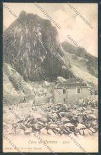 Massa Carrara Cave Marmo Gioia cartolina ZB3552