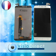"""Ecran complet pour Asus Zenfone 3 Max ZC553KL X00DD 5.5"""" blanc vitre tactile+LCD"""