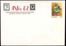 Birds Australian Stamp Covers