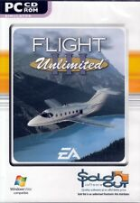 FLIGHT Unlimited 3 III (1999 Classic Simulator SIM PC Game) Free US Shipping