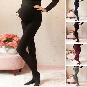 Pantalones Embarazo Leggings Mujeres Maternidad Pantalón Mallas Calcetines