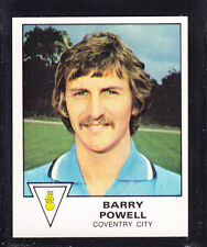 PANINI-FOOTBALL 80 - # 97 Barry Powell-Coventry
