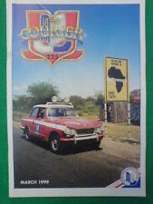 TRIUMPH - THE COURIER - March 1999 vol 19 # 225