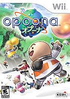 Opoona (Nintendo Wii, 2008)