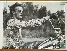 Easy Rider Poster Vintage Pin-up Print Peter Fonda Motorcycle Chopper USA Tank