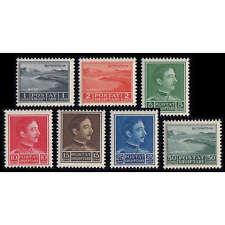 Albanien Nr. 217-227 postfrisch **