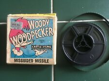 "Película 8MM - ""Woody Woodpecker"" equivocada misil-Castle Films"