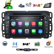 For GMC Sierra 1500 2500HD 3500HD Car Radio DVD Player GPS Navigation + FREE CAM