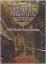 GANGS OF MEGA CITY ONE Judge Dredd Urban Warfare Wargame MGP7050 Models (New)