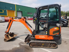 Kubota KX018-4 Mini Digger with Full Cab & 3 Buckets (Finance Available)