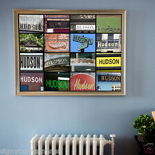 "Personalized Poster (LARGE-20""X30"") Featuring Names in Signs (if available)"