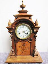Antique German HAC Wurttrmberg Crossed Arrows Clock