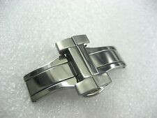 BULOVA 98B105  PARTS CLASP MEN'S WATCH STAINLESS STEEL 20.00 MM LINK